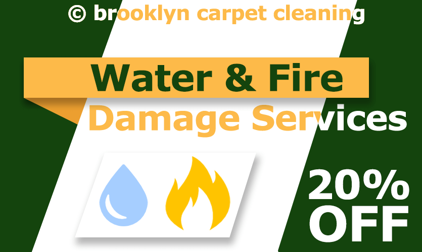 Fire and Water Damage Cleaning